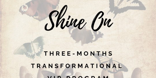 Shine On Program p1